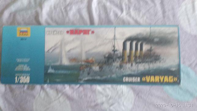 Сборная модель - Крейсер «Варяг»