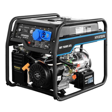 Генератор бензиновый Hyundai HHY 7020FE-ATS (СУПЕР ЦЕНА И КАЧЕСТВО!)