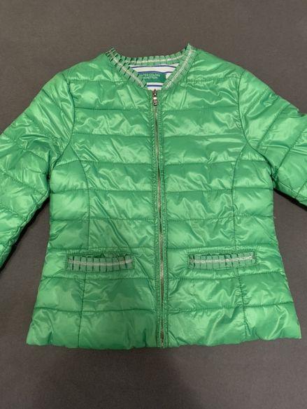 Benetton яке размер S/6-7 г./-120 см