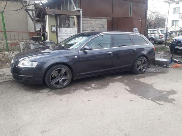 Audi a6 4f 3.0 tdi ауди а6 4ф 3.0тди на части.