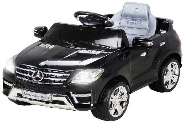 Masinuta electrica Kinderauto Mercedes ML350 STANDARD 1x25W #Negru