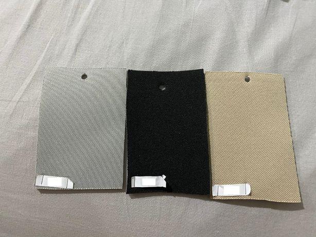 Stofa tapiterie plafon auto folosit in reprezentanta! GRI/NEGRU/CREM