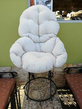 Кресла от ковано желязо