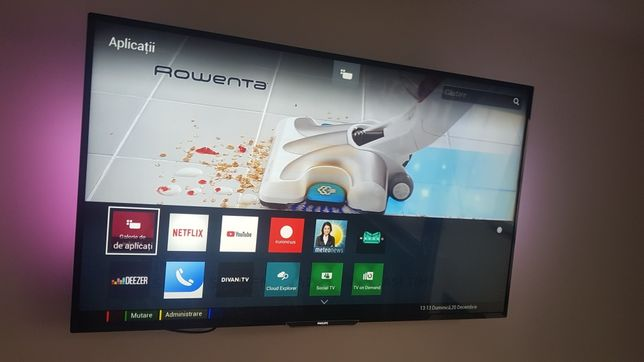 Philips Smart Tv 3D 119 cm Ambilight