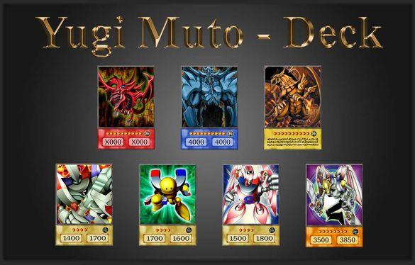 Yu-Gi-Oh! Anime Style: Yugi Mutou/Yami Yugi - Battle of City Deck
