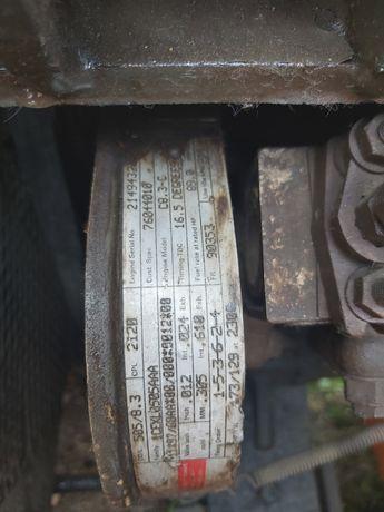 Motor.cummins C8 vola fiat hitachi W170.W190