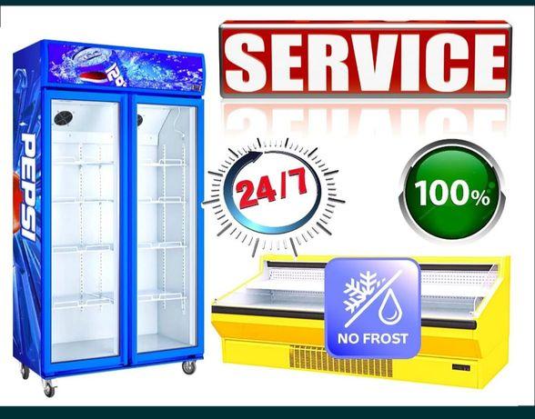 Ремонт холодильников и морозильник,не дорого, выезд бесплатно.Гарантия