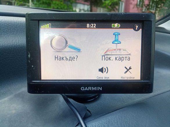 Навигация Garmin nuvi 42