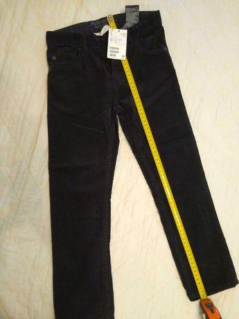 Pantalon nou, velur cochet H&M  ptr.copii 4-6 ani