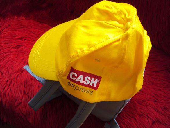 Тениска и шапка на WESTERN UNION