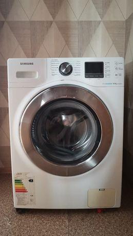Стиральная машинка Samsung eco bubble 8кг