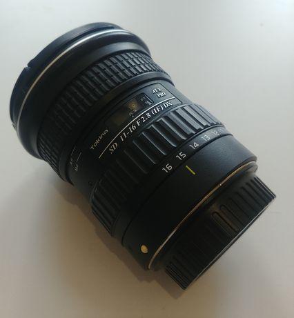 Объектив Tokina AT-X 116 PRO DX AF 11-16mm f/2.8 для CANON EOS APS-C