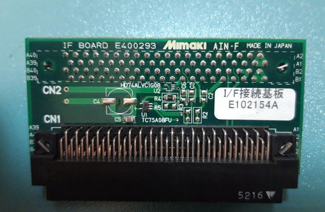 Плата передачи сигнала Плата передачи сигнала IF Board E400293 исполь