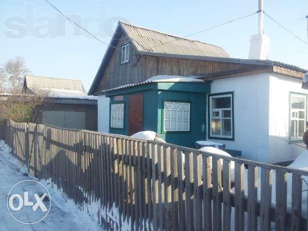 Продам дом (Финский пос-к) или обменяю на квартиру в Пришахтинске.