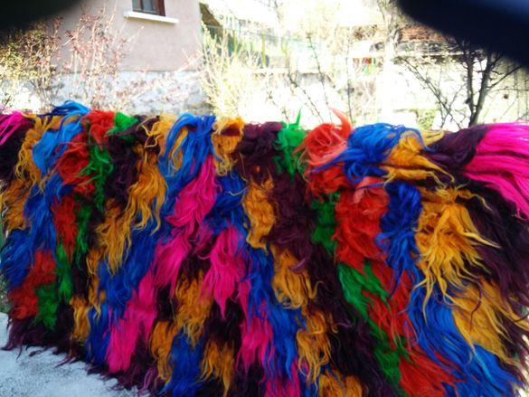 родопско одеало ръчна изработка