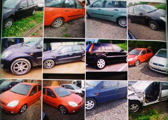 Jante aliaj pe 15 Ford, Fiesta,Fusion,Focus,EcoSport, B-max, 4x108