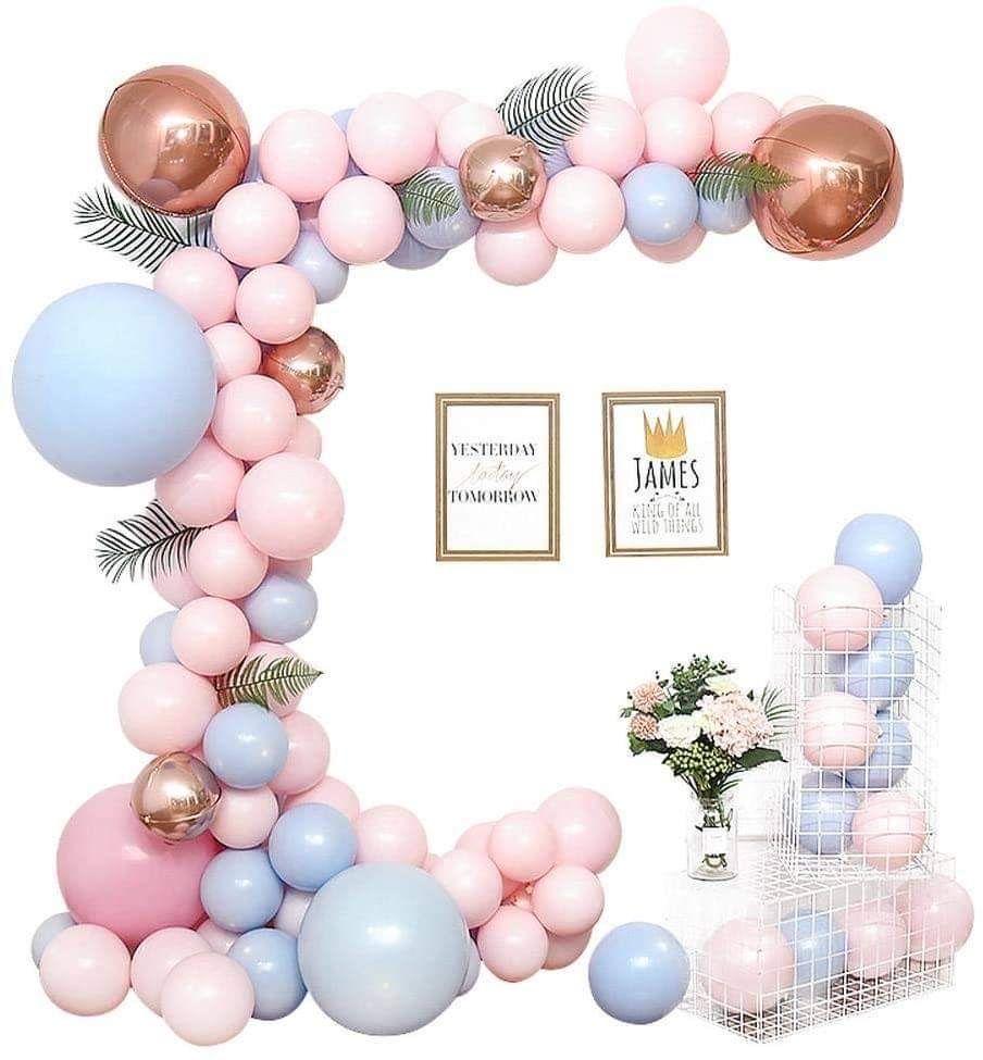Arcada din baloane