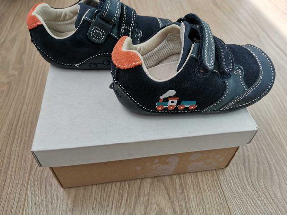 Нови детски обувки Clarks на страхотна цена