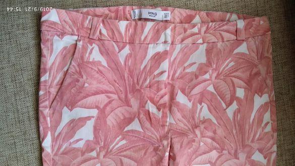 Панталон на цветя Манго размер 40
