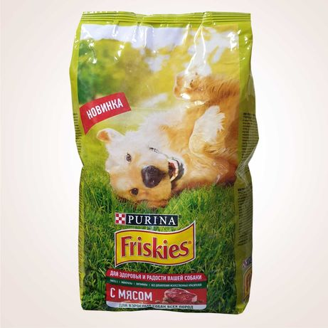 Фрискис Сухой корм для взрослых собак, 2 кг