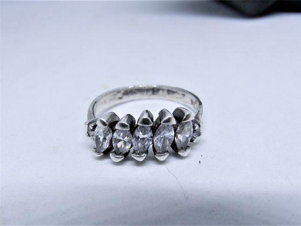 inel argint 925, dimensiune 17.5 mm