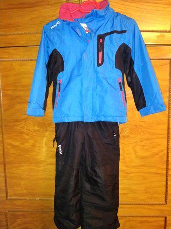 Costum ski copii - Etirel marimea 116, pentru 6 ani