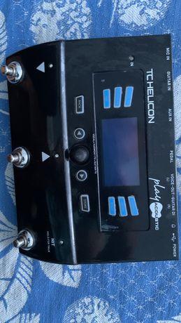 Вокальный процессор TC Helicon Play Acoustic