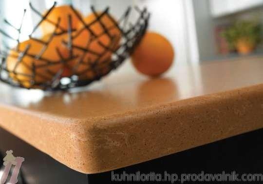 Плот за кухня от технически камък