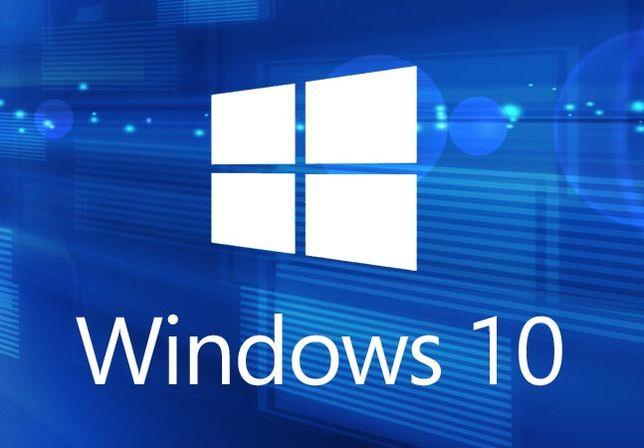 Instalare  Windows™ 10 pro cu licenta si windows7 pro si la domicliu