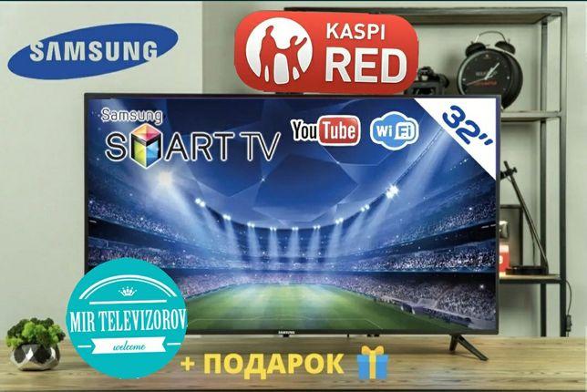 Запечатоный Новый в упаковке Smart TV 79.1cm YouTube wi-fi  лед derect