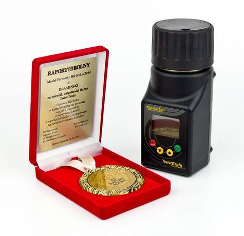 Umidometru pt. cereale, profesional, cu port USB si transfer de date