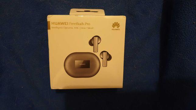Casti Huawei FreeBuds Pro Silver Frost, Noi, Sigilate
