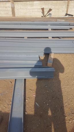 Vând hala metalice am hala metalica dimensiune 10x20 facem și la coman