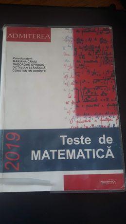 Vând manuale de matematica/română