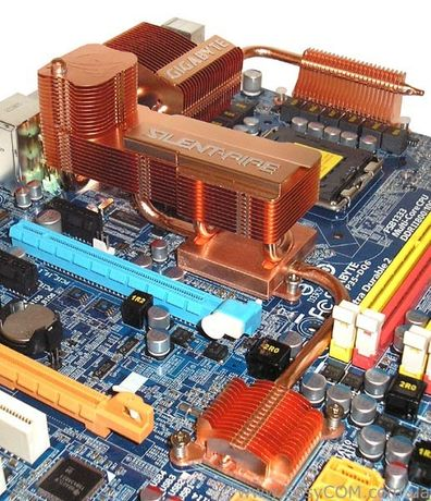 Материнская плата GIGABYTE Pro 775/DDR3