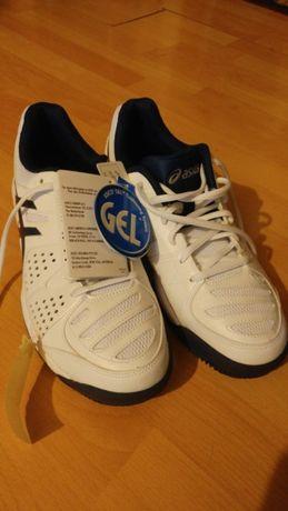 Adidasi Asics Gel Dedicate 4 Clay M white