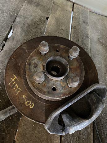 Fuzeta disc etrier Fiat 500
