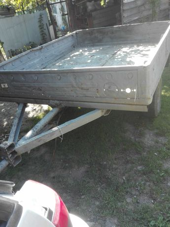 vand remorca auto