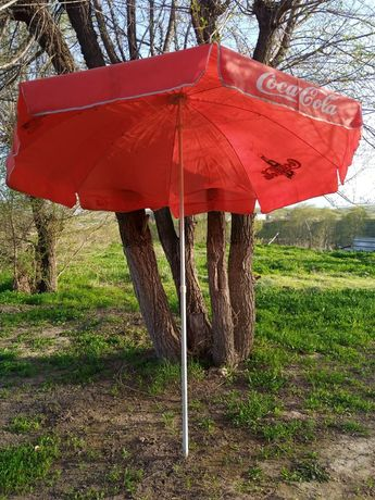 Шатёр зонт красный