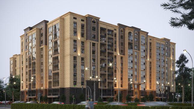 Супер Квартира 2ух комнатная студия 51.75м2