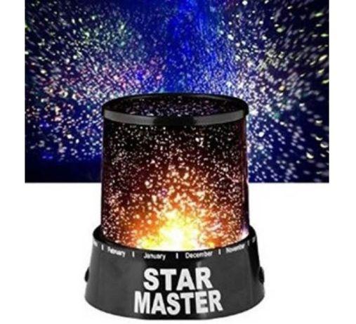 """Магическа детска лампа """"Нощно небе"""" - светещи звезди, нощна лампа"""