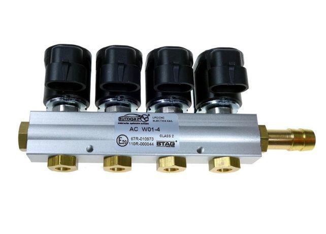Форсунки газовые STAG AC W-01