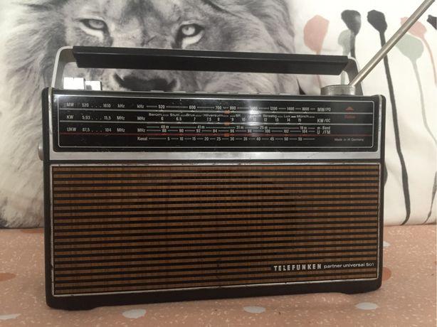 Radio Telefunken Parteren Universal 501
