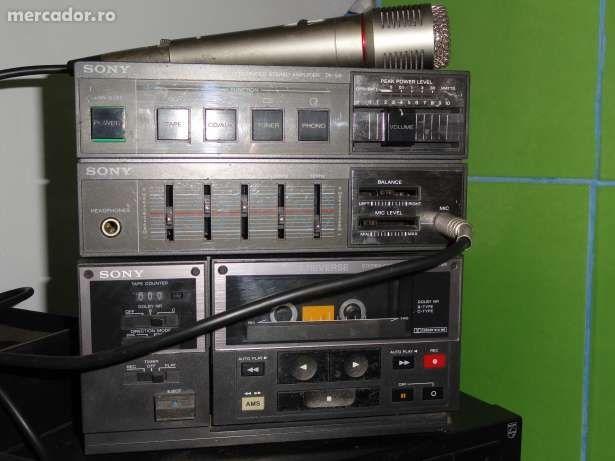 amplificator sony cd philips sistem complet butelie