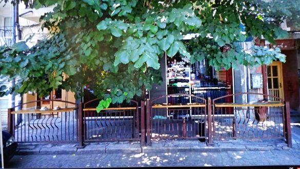 парапет, ограда