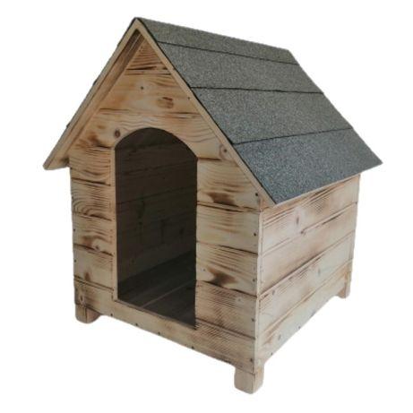 Къща за куче - Ретро,размер Л - Къщи за кучета ,Колиби за кученца