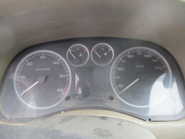 Ceasuri aparate bord Peugeot 307 motor 2,0 diesel HDI originale Probat