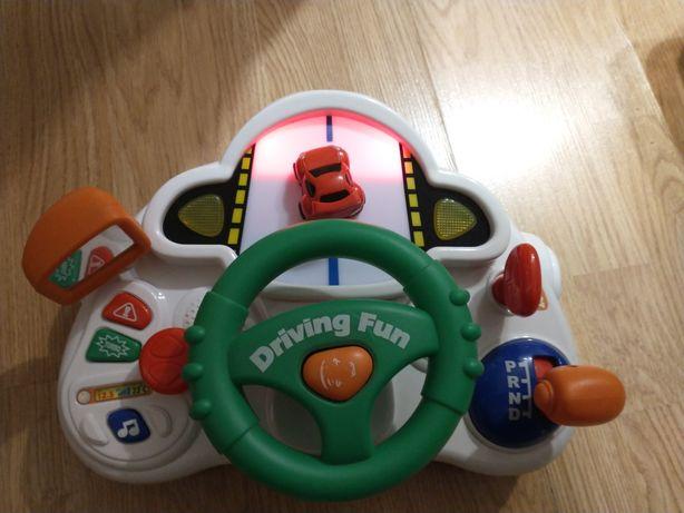 Volan interactiv Driving Fun