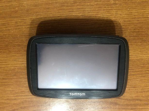 GPS TomTom + camera de bord