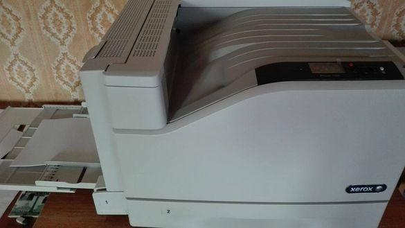 продава цветен широкоформатен принтер КСЕРОКС7500 ДН